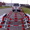 Boat Trailer to suit hull 6.5m-7.1m LOA +2.1m beam