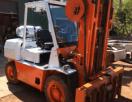 1999 Hyster 4 Tonne Forklift (BM)