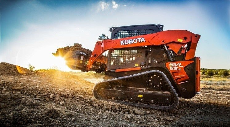 New Kubota SVL65-2 Track Loader